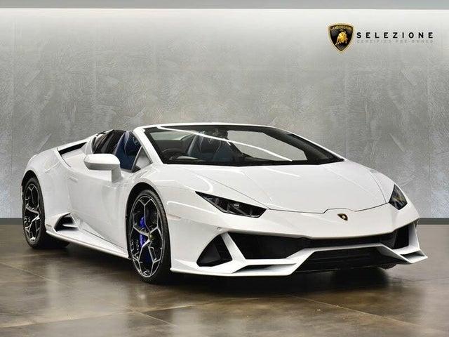 2019 Lamborghini Huracan (WE reg)