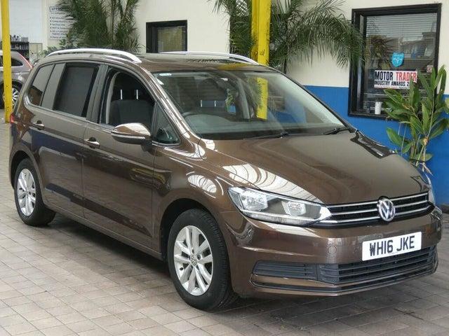 2016 Volkswagen Touran 1.6TDI SE Family (115ps) DSG (16 reg)