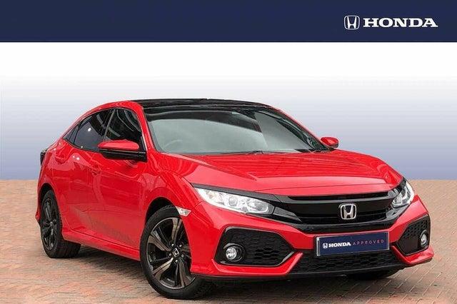 2020 Honda Civic 1.0 VTEC TURBO EX (Tech Pack)(s/s) Hatchback 5d (20 reg)