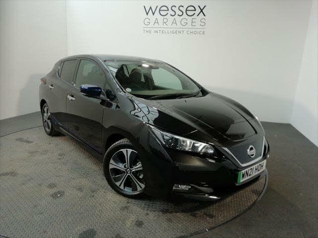 2021 Nissan Leaf E 10 (40kWh) (21 reg)