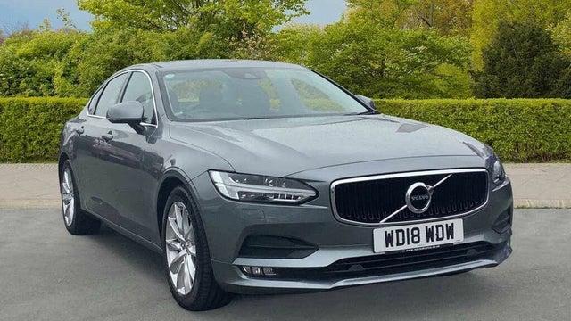 2018 Volvo S90 2.0TD D4 Momentum Pro (YP reg)