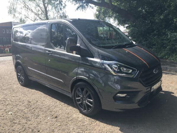 2019 Ford Transit Custom 2.0TDCi 290 L1H1 Sport (170PS)(EU6) Panel Van auto (19 reg)