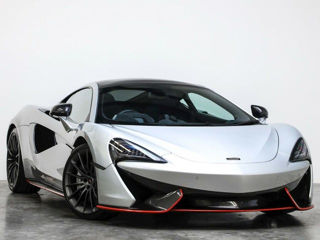 2017 McLaren 570GT 3.8 (M1 reg)