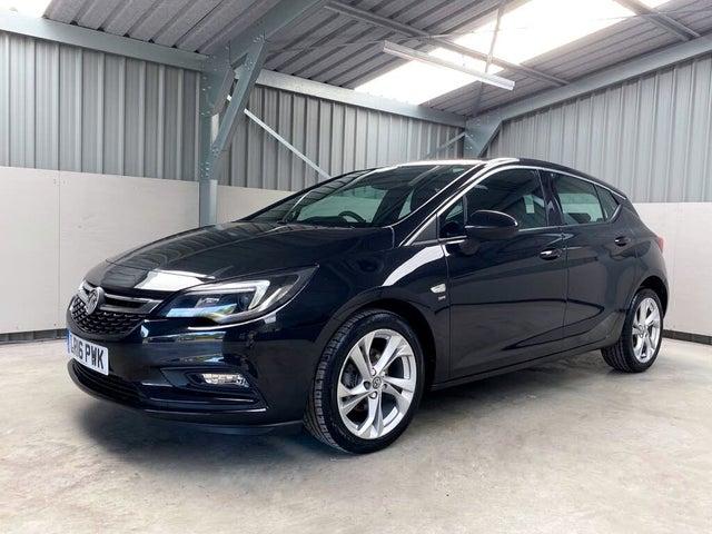 2016 Vauxhall Astra 1.4i 16v Turbo SRi Nav (150ps) Hatchback (16 reg)