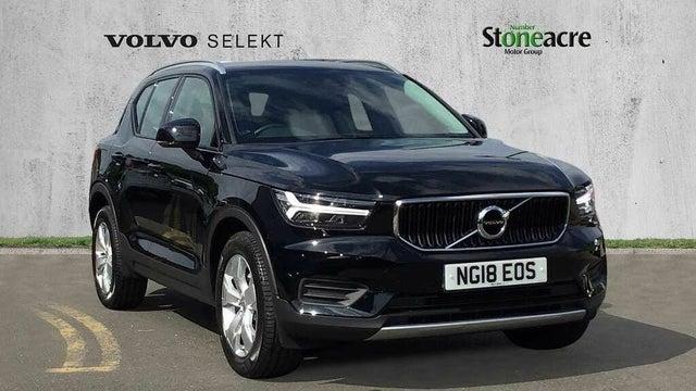 2018 Volvo XC40 2.0TD D3 Momentum Pro AWD Geartronic (18 reg)