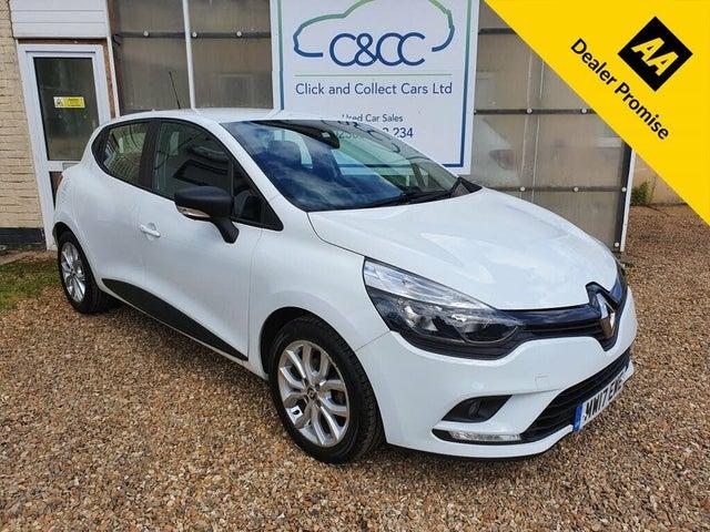 2017 Renault Clio 1.5dCi Play (15 reg)