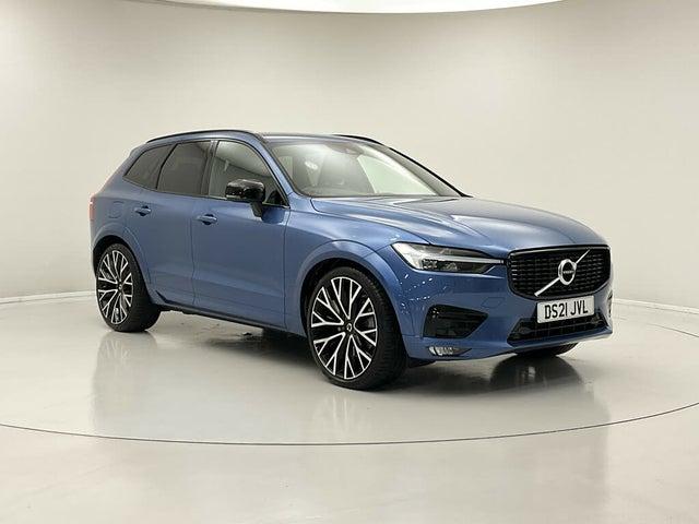 2021 Volvo XC60 2.0TD B5 R-Design Pro (21 reg)