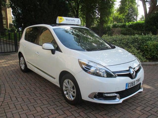 2015 Renault Scenic 1.2 TCe Dynamique Nav (130bhp) (65 reg)