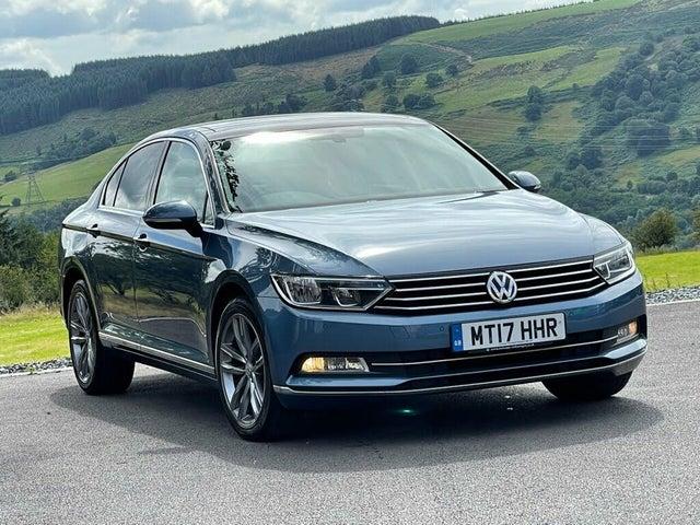 2017 Volkswagen Passat 1.6TDI GT (s/s) Saloon 4d (17 reg)