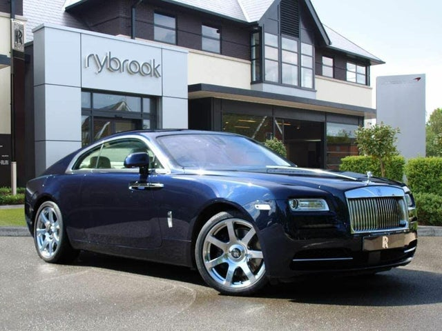 2014 Rolls-Royce Wraith V12 (A6 reg)