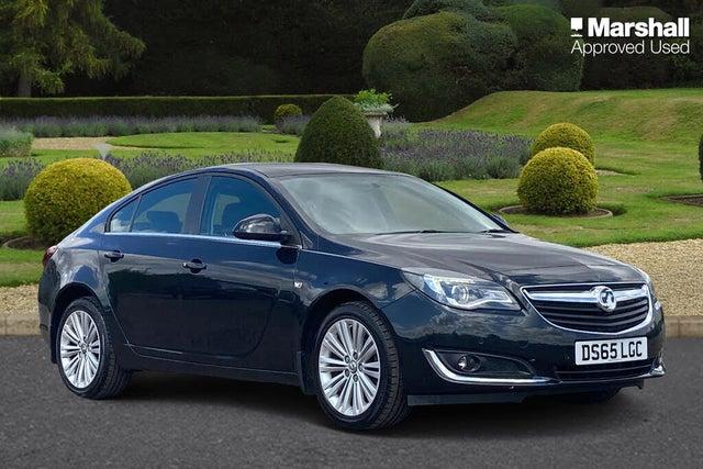 2015 Vauxhall Insignia 1.8 Design (LG reg)