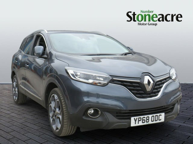 2018 Renault Kadjar 1.3 TCe Dynamique S Nav (160bhp) 1332cc (68 reg)