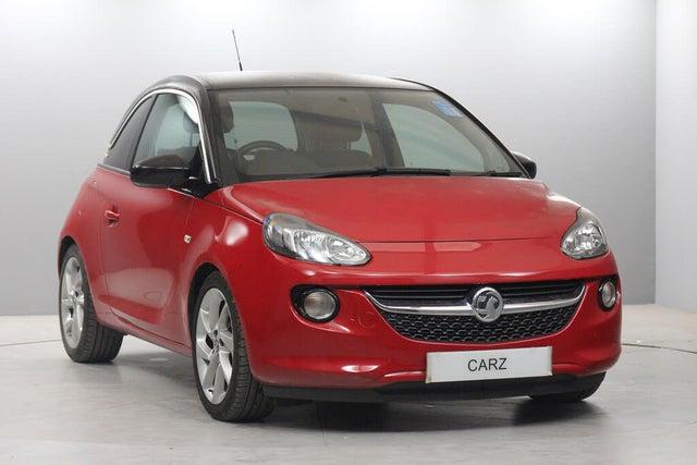 2015 Vauxhall ADAM 1.4 SLAM (100ps) (15 reg)