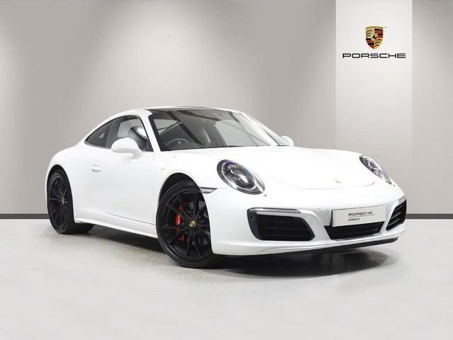 2017 Porsche 911 3.0 Carrera 4 S (420bhp) Coupe PDK (0Z reg)