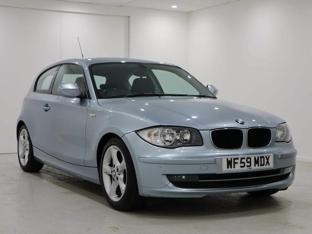 2009 BMW 1 Series 2.0TD 118d SE (Dynamic pk) Hatchback 3d (AU reg)