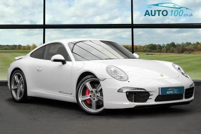 2013 Porsche 911 3.8 Carrera S Coupe PDK (0Z reg)