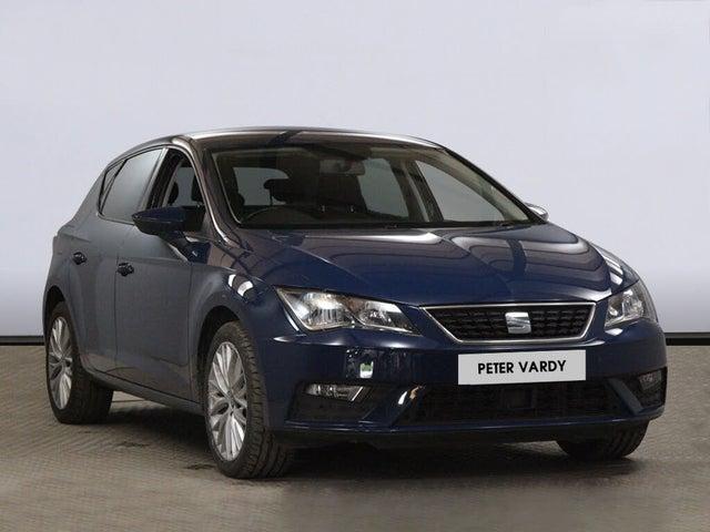 2018 Seat Leon 1.2 TSI SE Dynamic Technology Hatchback (18 reg)