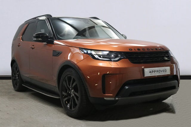 2019 Land Rover Discovery 3.0 Sd6 Commercial HSE (LR reg)