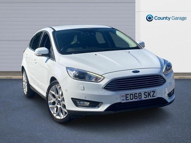 2018 Ford Focus (05 reg)