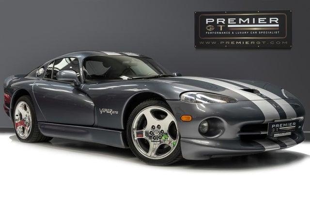 2000 Dodge Viper GTS V10