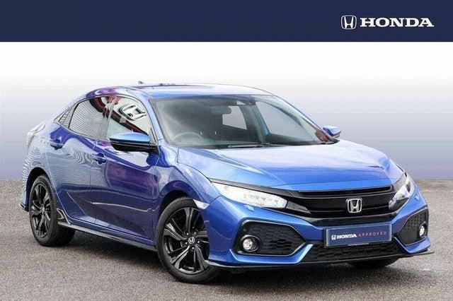 2019 Honda Civic 1.5 VTEC TURBO Sport (s/s) (HF reg)