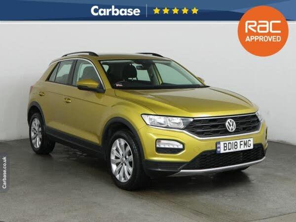 2018 Volkswagen T-Roc 1.5 TSI SE (s/s) (18 reg)