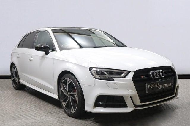 2019 Audi S3 2.0 TFSI Black Edition Sportback 5d (UZ reg)
