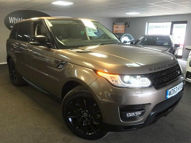 2013 Land Rover Range Rover Sport 3.0 SD V6 HSE Dynamic (LW reg)