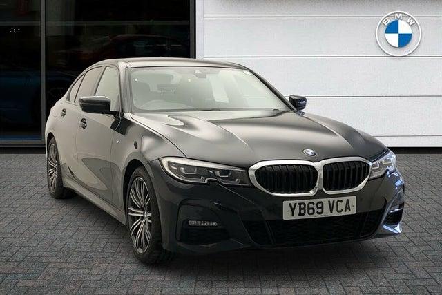 2019 BMW 3 Series 2.0TD 320d M Sport (190bhp) Saloon 4d Auto (69 reg)