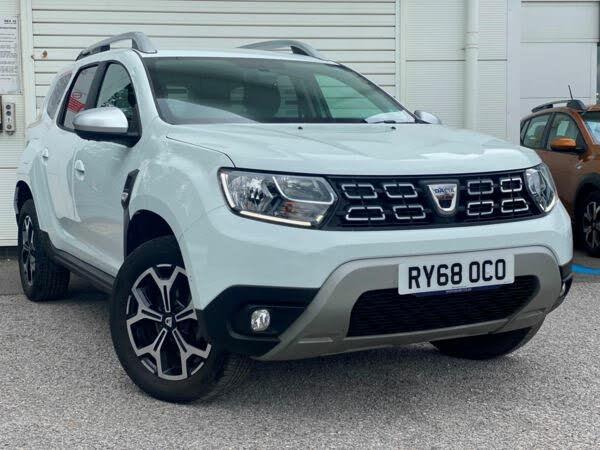 2019 Dacia Duster 1.6 SCe Prestige (68 reg)