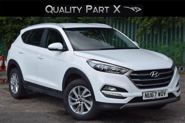 2018 Hyundai Tucson 1.6 GDi Blue Drive SE (AJ reg)