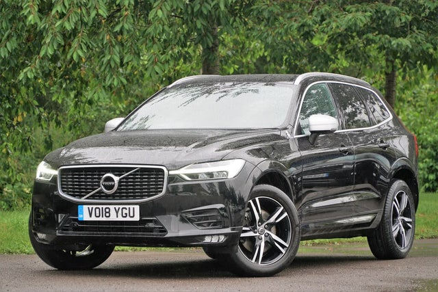 2018 Volvo XC60 2.0TD D4 R-Design 4X4 (1U reg)