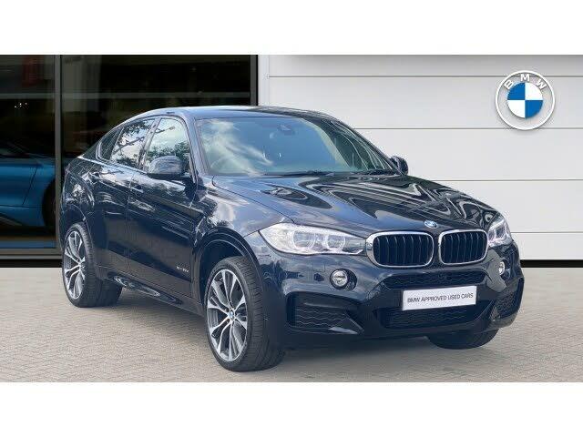 2018 BMW X6 3.0TD xDrive30d M Sport (s/s) (AK reg)