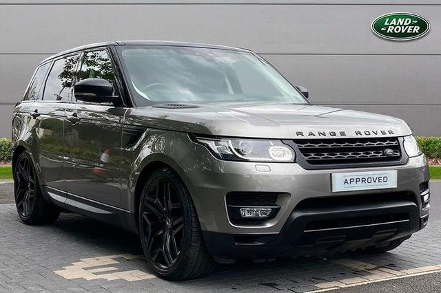 2018 Land Rover Range Rover Sport 3.0 SD V6 HSE Dynamic SD V6 4X4 (LW reg)