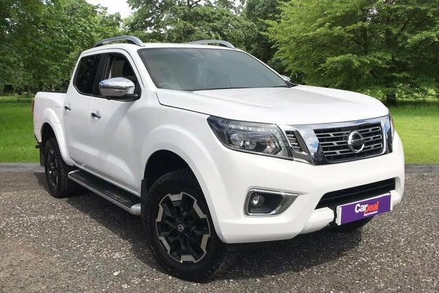 2020 Nissan Navara 2.3dCi TT Tekna (8 Navi)(Leather) (20 reg)
