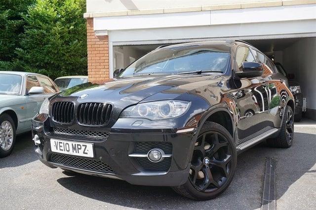 2010 BMW X6 3.0TD xDrive35d (AF reg)