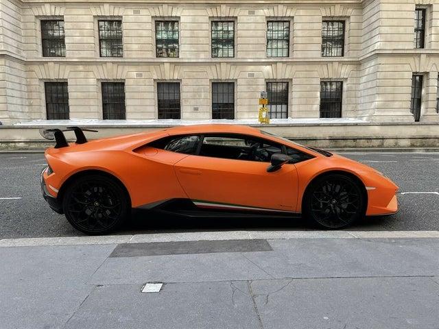 2018 Lamborghini Huracan (WE reg)