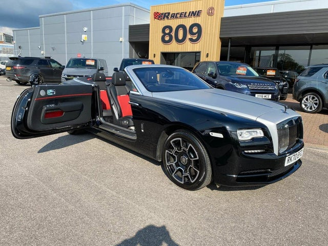 2020 Rolls-Royce Dawn 6.6 Black Badge (563bhp) (AX reg)