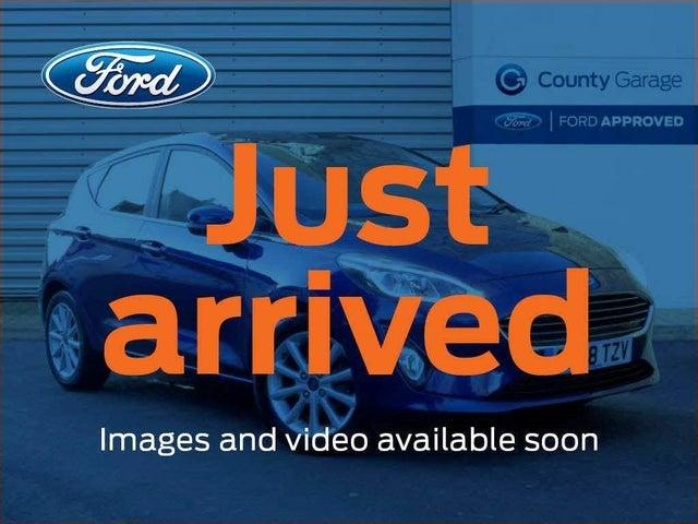 2018 Ford Fiesta (0J reg)