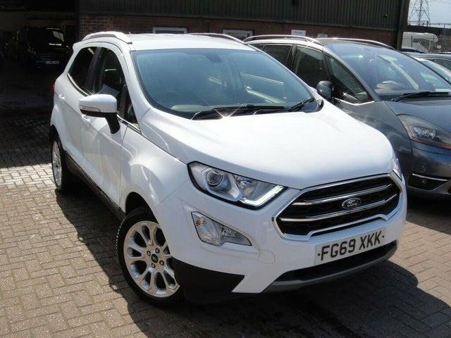 2019 Ford EcoSport TITANIUM (01 reg)