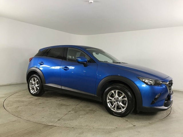 2018 Mazda CX-3 2.0 SE-L Nav+ (ZD reg)