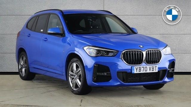2020 BMW X1 1.5 sDrive18i M Sport (Tech Pack II) DCT (70 reg)