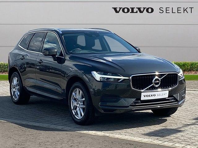 2018 Volvo XC60 2.0TD D4 Momentum 4X4 Geartronic (1U reg)