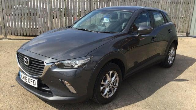 2016 Mazda CX-3 2.0 SE Nav (ZD reg)