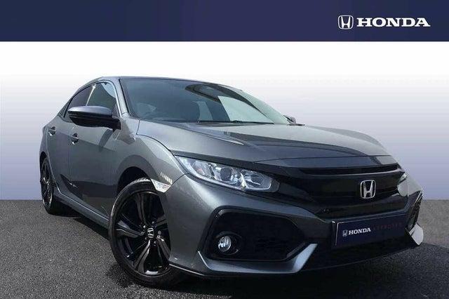 2017 Honda Civic 1.0 VTEC TURBO EX (s/s) (HF reg)