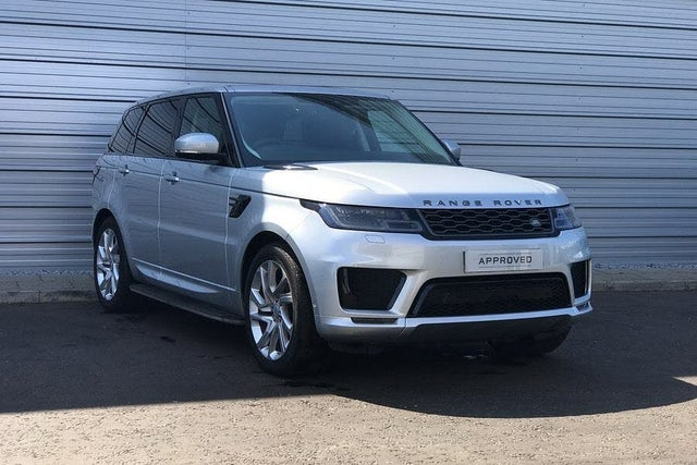 2018 Land Rover Range Rover Sport 3.0 SD V6 HSE Dynamic SDV6 AWD (LW reg)