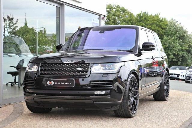 2018 Land Rover Range Rover 5.0 V8 SV Autobiography Dynamic Dynamic (s/s) (LG reg)