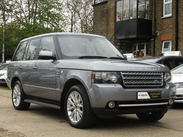 2012 Land Rover Range Rover 4.4TD Westminster (LL reg)