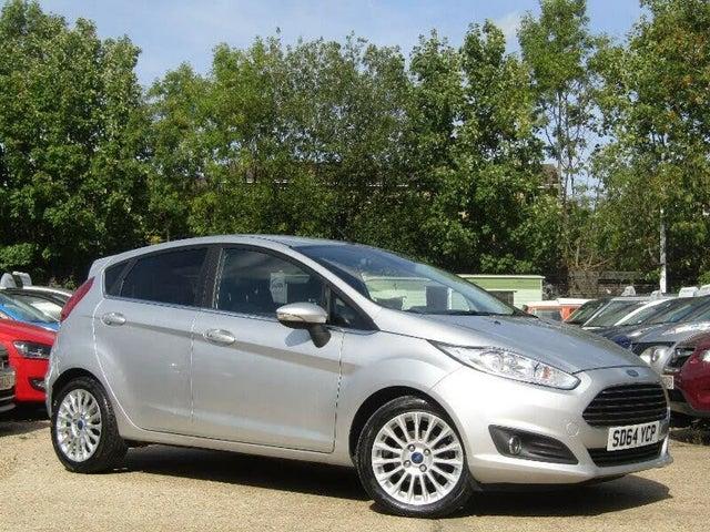 2014 Ford Fiesta 1.0 Titanium (125ps) EcoBoost (s/s) 5d (0D reg)
