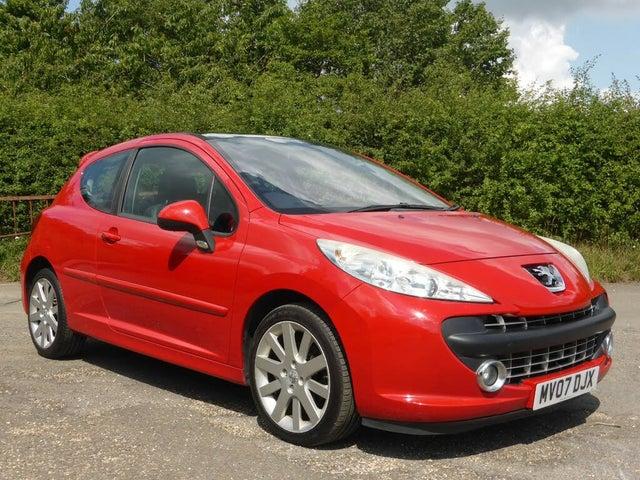 2007 Peugeot 207 1.6 GT 3d (07 reg)
